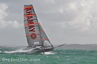 Yamaha 18' Skiff - Photo by LiveSailDie.com