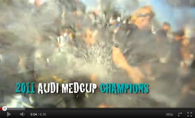 TP52 Audi MedCup Champions